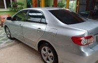 Cần bán gấp Toyota Corolla Altis năm 2011, màu bạc xe gia đình giá 566 triệu tại Thái Nguyên