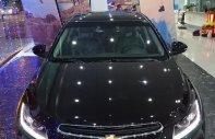 Cần bán xe Chevrolet Cruze LTZ AT đời 2018, màu đen giá 699 triệu tại Tp.HCM