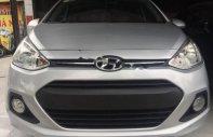 Bán Hyundai Grand i10 1.0AT sản xuất 2015, màu bạc, nhập khẩu   giá 360 triệu tại Hà Nội