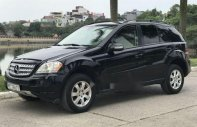 Cần bán gấp Mercedes ML 350 đời 2005, màu đen, nhập khẩu nguyên chiếc giá 555 triệu tại Hà Nội