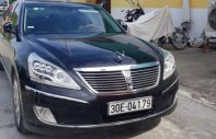 Cần bán xe Hyundai Equus 5.0 AT đời 2010, màu đen giá 1 tỷ 200 tr tại Hà Nội