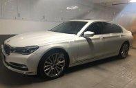 Cần bán lại xe BMW 7 Series 730Li đời 2016, màu trắng, xe nhập như mới giá 3 tỷ 280 tr tại Hà Nội