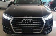 Cần bán Audi Q7 đời 2016, màu đen, nhập khẩu giá 3 tỷ 679 tr tại Hà Nội