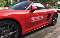 Posrche Boxster 718 - 2017 Xe mới Nhập khẩu giá 4 tỷ 800 tr tại Cả nước