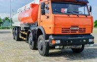 Bán xe bồn xăng dầu Kamaz 6540 Long (8x4) 23 khối đảm bảo an toàn. Vì sao nên chọn? giá 1 tỷ 760 tr tại Tp.HCM