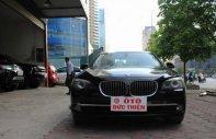 Cần bán lại xe BMW 7 Series 730Li đời 2011, màu đen, nhập khẩu giá 1 tỷ 420 tr tại Hà Nội
