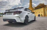 Bán ô tô Chevrolet Lacetti CDX 1.8AT năm sản xuất 2010, màu trắng, 350 triệu giá 350 triệu tại Tp.HCM