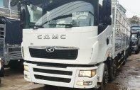 Bán xe tải CAMC 17t9, xe tải 4 chân Camc thùng bạt 9.3m, trả trước 200tr có xe giá 1 tỷ 20 tr tại Tp.HCM