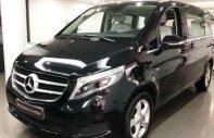 Cần bán xe Mercedes V220D  2.0 AT 2017, màu đen, nhập khẩu giá 2 tỷ 390 tr tại Hà Nội