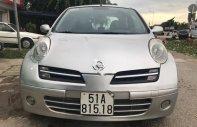 Bán ô tô Nissan Micra 1.2 MT 2005, màu bạc, nhập khẩu còn mới, giá 220tr giá 220 triệu tại Cần Thơ
