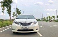 Bán Toyota Sienna Limited 3.5 sản xuất năm 2015, màu trắng, xe nhập giá 3 tỷ 300 tr tại Tp.HCM