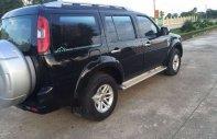 Cần bán gấp Ford Everest sản xuất 2009, màu đen, giá tốt giá 425 triệu tại Phú Thọ