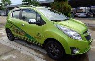 Cần bán xe Chevrolet Spark LT MT 2013 màu xanh chuối giá 227 triệu tại Tp.HCM