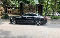 Cần bán lại xe Mercedes C250 AMG đời 2015, màu đen giá 1 tỷ 420 tr tại Hà Nội