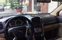 Cần bán lại xe Chevrolet Captiva sản xuất năm 2010, màu bạc, giá chỉ 400 triệu giá 400 triệu tại Tp.HCM