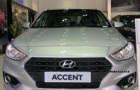 Cần bán xe Hyundai Accent 2018, màu bạc giá cạnh tranh giá 425 triệu tại Tp.HCM