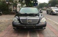 Bán Lexus LS 430 đời 2005, màu đen, nhập khẩu giá 650 triệu tại Hà Nội