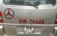 Bán ô tô Mercedes MB sản xuất năm 2003, màu bạc chính chủ giá cạnh tranh giá 115 triệu tại Gia Lai