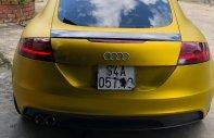 Cần bán Audi TT sản xuất năm 2008, màu vàng, xe nhập giá 790 triệu tại Vĩnh Long