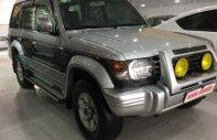 Bán Mitsubishi Pajero 3.0MT đời 2002, màu xám giá 235 triệu tại Phú Thọ