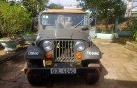 Bán gấp Jeep CJ đời 1980, màu xanh lục, xe nhập giá 89 triệu tại Bình Phước