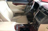 Bán xe Lexus LS LS460L 2008, màu đen  giá 1 tỷ 180 tr tại Hà Nội