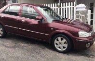 Cần bán lại xe Ford Laser năm 2002, màu đỏ, giá 175tr giá 175 triệu tại Lâm Đồng