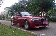 Bán ô tô BMW 3 Series 318i 2003, màu đỏ, xe nhập số sàn giá 295 triệu tại Hà Nội