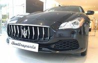 Cần bán xe Maserati Quatroporte giá tốt nhất, màu đen, nhập khẩu nguyên chiếc giá 7 tỷ 863 tr tại Tp.HCM