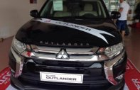Bán ô tô Mitsubishi Outlander đời 2018, màu đen, giá chỉ 942 triệu, hỗ trợ ngân hàng 90%. Gọi 0939193718 Ms. Lam giá 942 triệu tại Cần Thơ