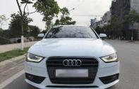 Bán ô tô Audi A4 năm 2012 màu trắng, xe nhập giá 900 triệu tại Hà Nội