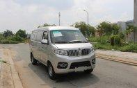 Xe tải Van Dongben 5 chỗ 695kg, hỗ trợ vay 80% xe giá 250 triệu tại Tp.HCM