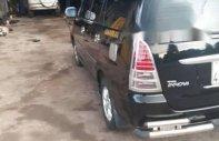 Cần bán xe Toyota Innova G sản xuất năm 2007, màu đen  giá Giá thỏa thuận tại Bình Dương