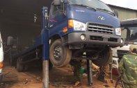 Bán xe nâng đầu chở máy xúc đào 8 tấn Hyundai120SL giá 730 triệu tại Hà Nội