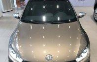 Giao ngay Volkswagen Scirocco sản xuất năm 2017, màu vàng, nhập khẩu giá 1 tỷ 499 tr tại Tp.HCM