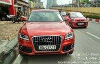 Audi Q5 2.0T Quattro TFSI đời 2014, màu đỏ, nhập Đức giá 1 tỷ 420 tr tại Hà Nội