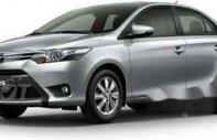 Cần bán Toyota Vios đời 2017, màu bạc giá Giá thỏa thuận tại Tp.HCM