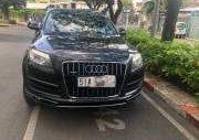 Bán ô tô Audi Q7 3.6 đời 2011, màu đen, nhập khẩu giá 1 tỷ 599 tr tại Tp.HCM