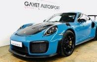 Bán Porsche 911 năm sản xuất 2018, màu xanh lam, xe nhập giá 15 tỷ 985 tr tại Tp.HCM