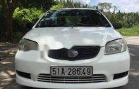 Cần bán xe Toyota Vios đời 2009, màu trắng   giá Giá thỏa thuận tại Tp.HCM