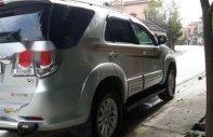 Bán xe Toyota Fortuner đời 2014, màu bạc  giá 800 triệu tại Hà Nội