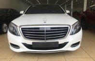 Cần bán Mercedes S400L năm 2017, xe siêu, mới 99.999%, giờ sang tên 2% đi 7600Km giá 3 tỷ 650 tr tại Hà Nội