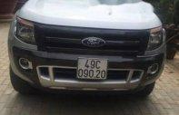 Chính chủ bán ô tô Ford Ranger Wildtrak 3.2 đời 2015, màu bạc giá 635 triệu tại Khánh Hòa