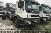 Xe tải Daewoo 10 tấn nhập khẩu, giá tốt nhất- xe chất lượng, vay cao giá 900 triệu tại Tp.HCM