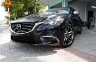 Bán Mazda 6 2018, màu đen như mới  giá 890 triệu tại Đà Nẵng