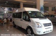 Giao ngay Ford Transit Mid 2018 màu trắng, có trả góp, giảm giá tốt - L/h: 0963483132 giá 815 triệu tại Hà Nội