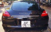 Bán xe Porsche Panamera 2009, màu đen, nội thất kem, siêu mới giá 1 tỷ 830 tr tại Hà Nội