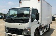 Bán xe Fuso Canter 4.7 1.9T lưu thông thành phố, hỗ trợ trả góp 75%z giá 559 triệu tại Tp.HCM