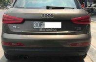 Cần bán xe Audi Q3 đời 2014, màu nâu, nhập khẩu nguyên chiếc giá 1 tỷ 310 tr tại Hà Nội