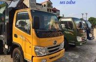 Bán xe tải ben Dongfeng Trường Giang 1 cầu 3.49 tấn đời 2017, giá chỉ 340 triệu giá 340 triệu tại Long An
